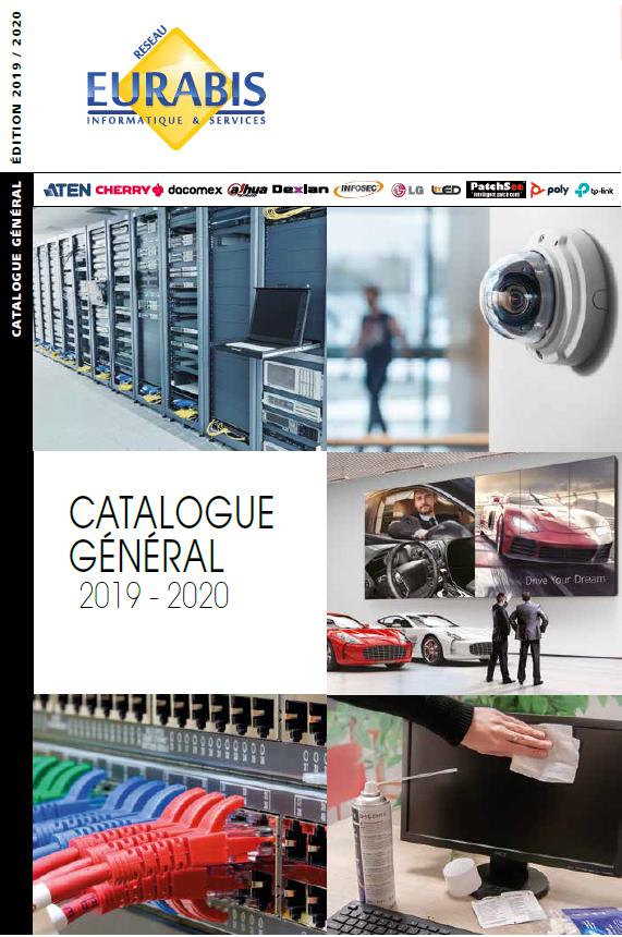 Nouveau catalogue 2019 / 2020