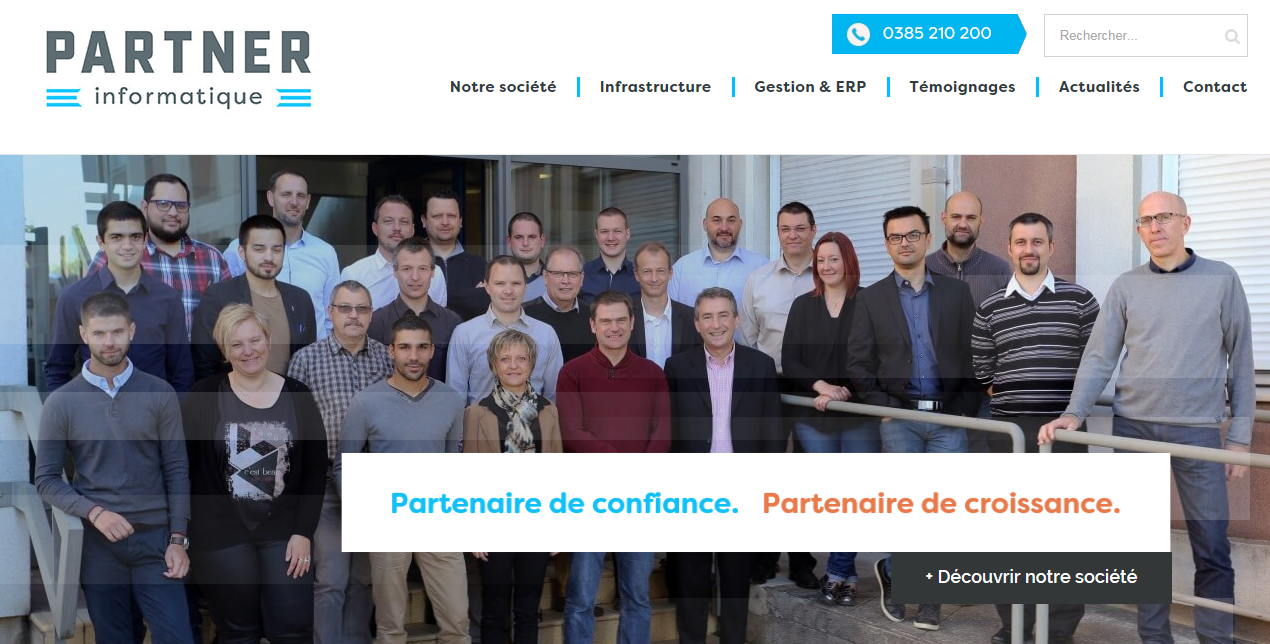 PARTNER INFORMATIQUE